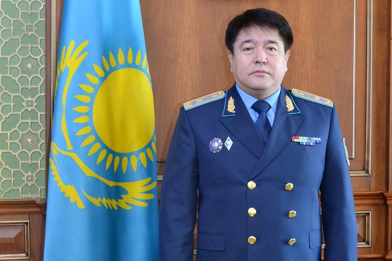 Заместитель Генпрокурора РК обратился к казахстанцам