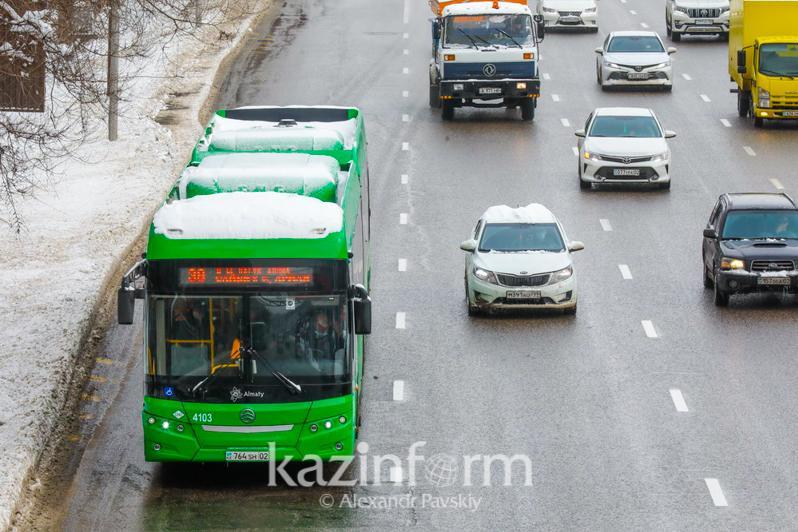 Остановка возле Центрального стадиона будет временно недоступна в Алматы