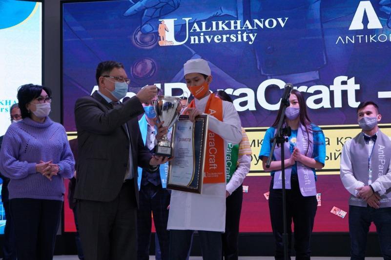 Финал первой в Казахстане антикоррупционной квест-игры состоялся в Кокшетау