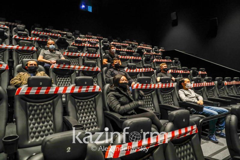 Павлодар облысында кинотеатрлардың жұмысына рұқсат берілді