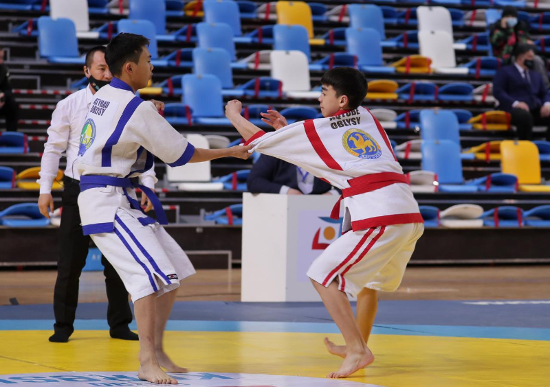 Чемпионат Казахстана по қазақ күресі стартовал в Нур-Султане