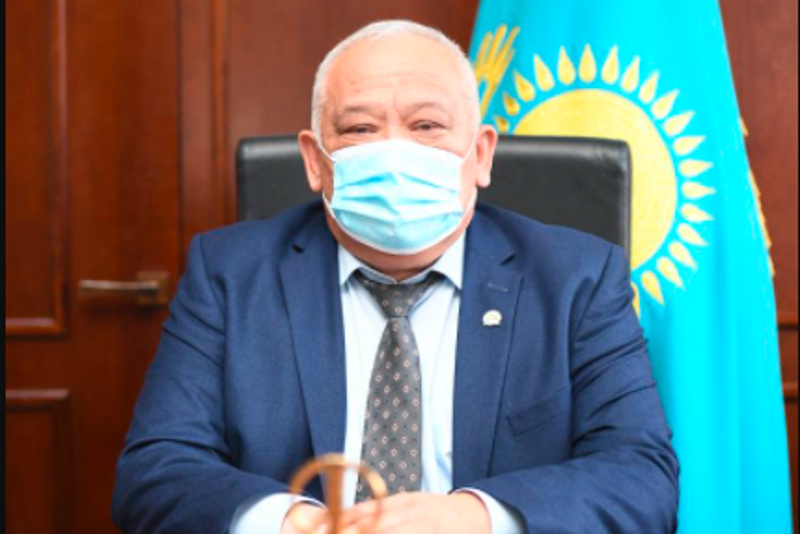 New mayor of Taldykorgan named