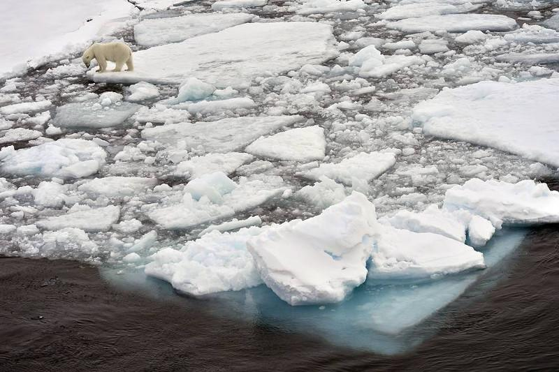 Average temperature in central Arctic may grow by 20 degrees by 2100 — research