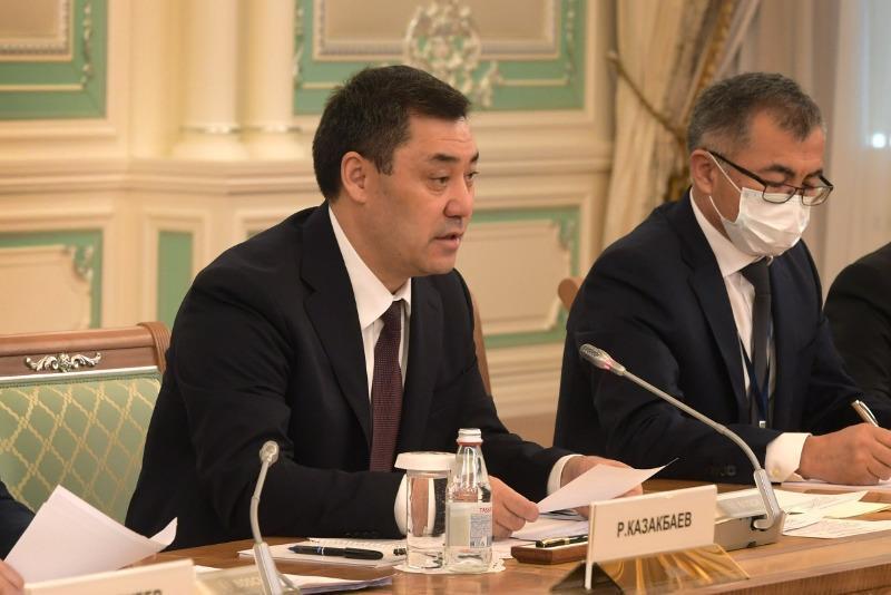 Қырғызстан Президенті Қазақстан басшысына коронавируспен күресте қолдауы үшін алғыс айтты