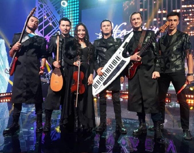Группа «Ұлытау» стала победителем международного конкурса в США