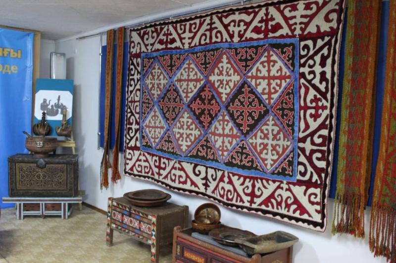 Об искусстве изготовления из войлока и казахском орнаменте расскажут на фестивале «Шебер-2021»