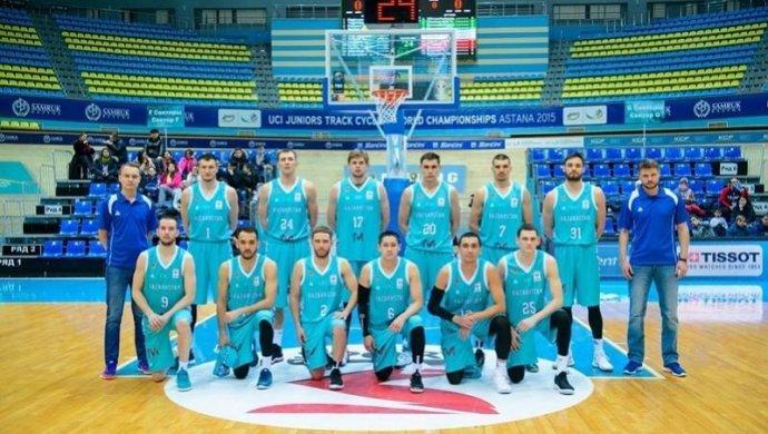 Сборная Казахстана по баскетболу совершила скачок в рейтинге ФИБА