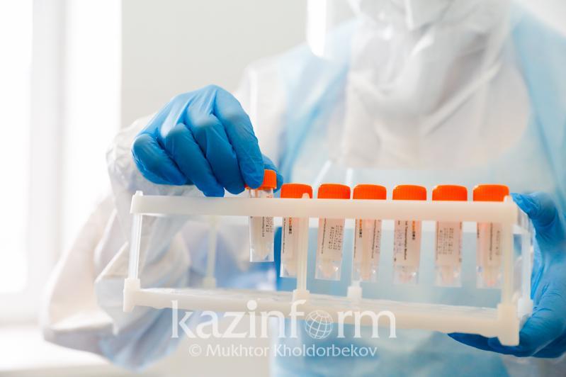 717 заболевших коронавирусом выявлено в Казахстане за сутки