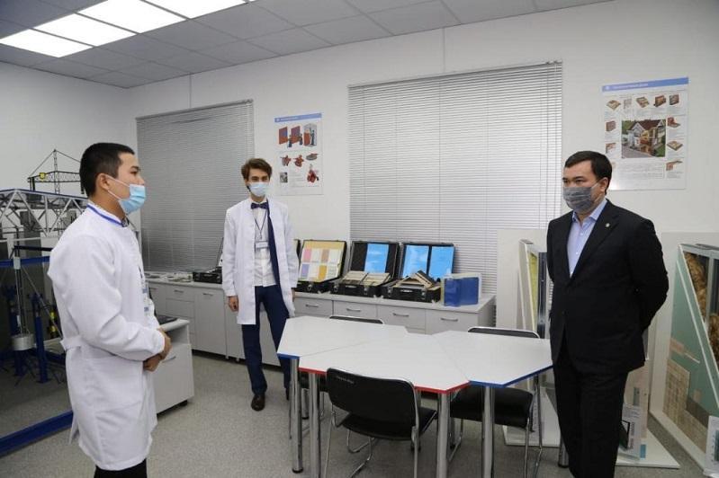 Престиж рабочих профессий повышают колледжи Карагандинской области по проекту «Жас маман»