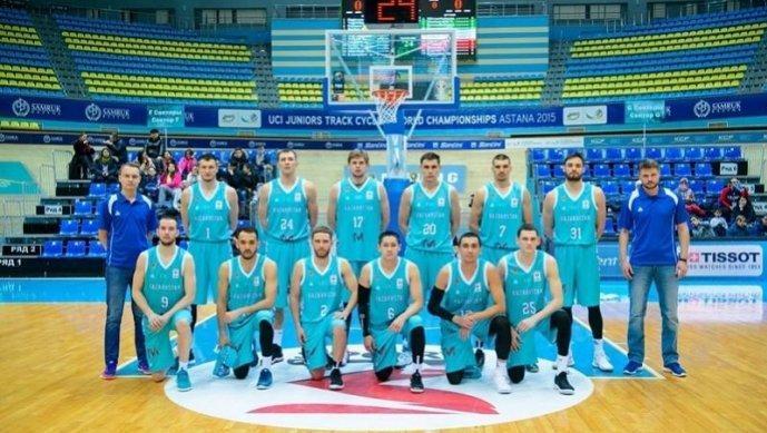 Kazakh Basketball Team makes big jump in FIBA ranking