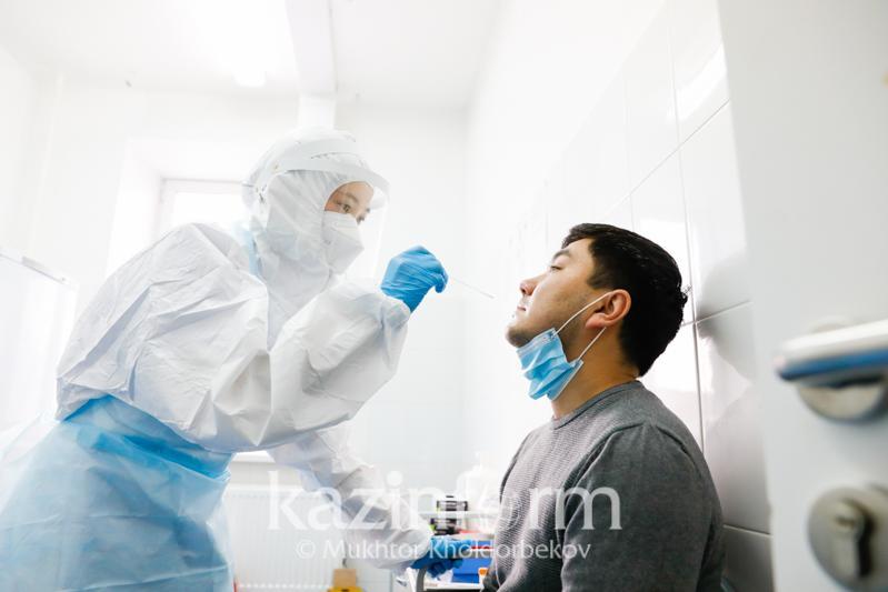 КВИ: Қозоғистондаги йирик лабораториялар ПЗР тест нархини пасайтирмоқда