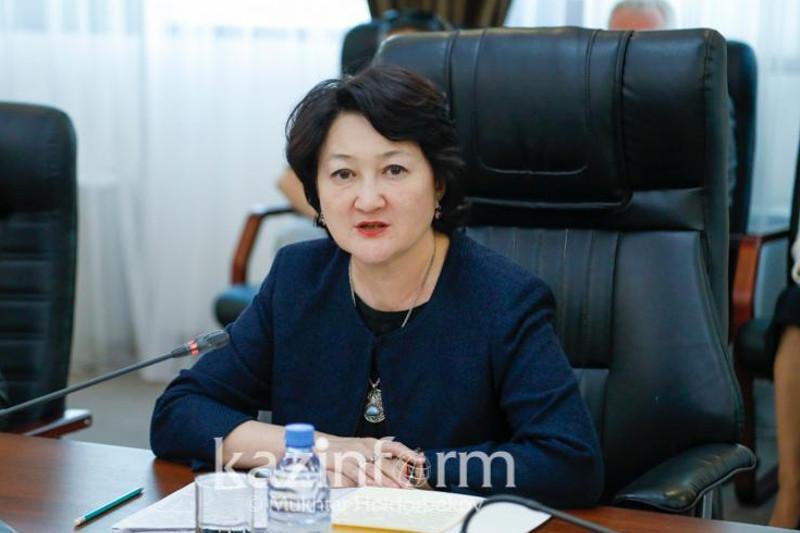 Актоты Раимкулова: Визит Президента Кыргызстана в нашу страну имеет огромное значение для культурных взаимоотношений