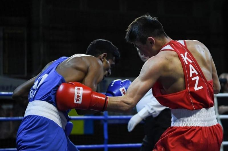 Kazakh boxers win at the start of Boxam Int'l Tournament in Spain
