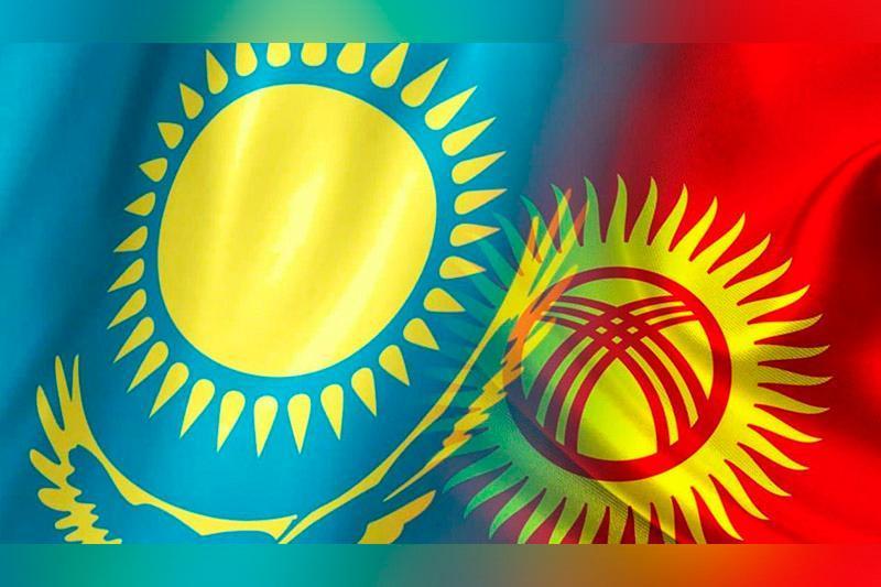 قازاقستان قىرعىزستانعا اسكەري- تەحنيكالىق كومەك كورسەتەتىن بولدى
