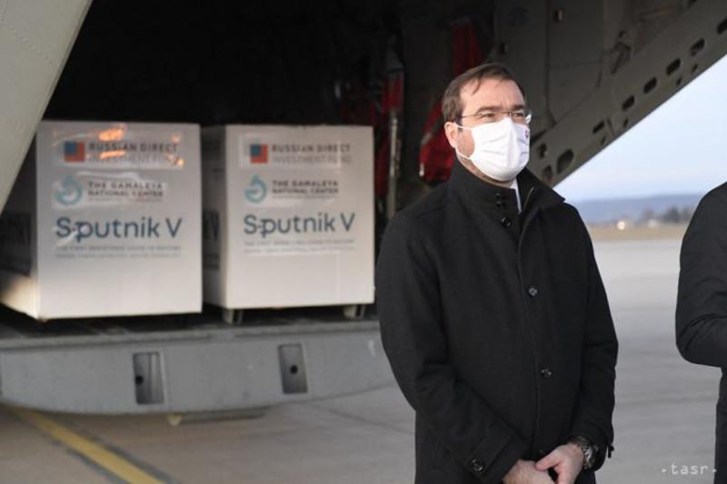 Slovak Health Minister permits use of Russian Sputnik V vaccine