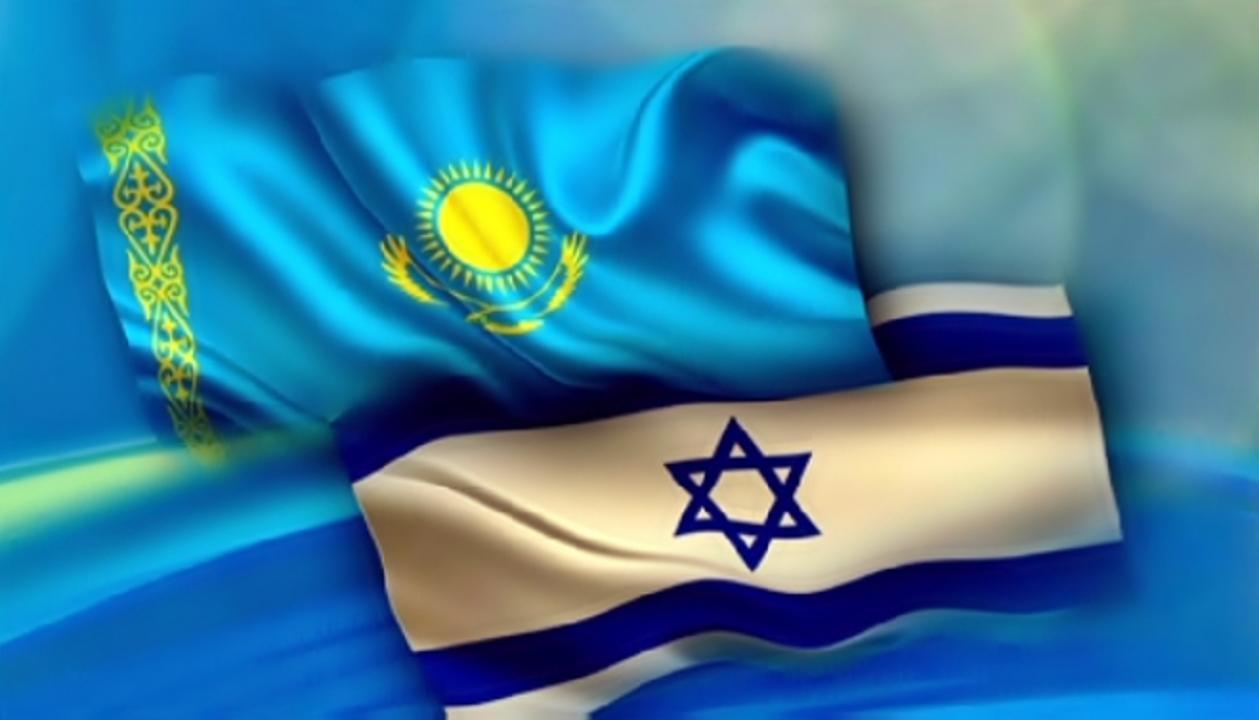 贸易部副部长会见以色列驻哈大使
