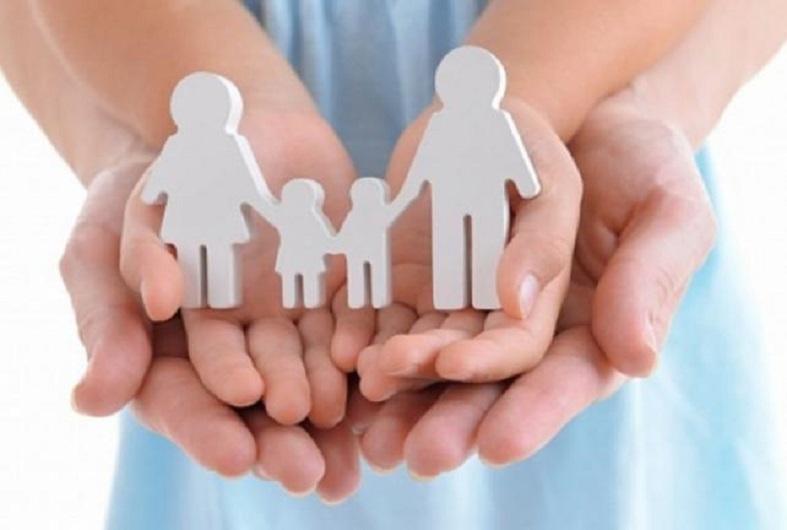 Нацсистема соцподдержки семей с детьми обеспечивает различные виды матпомощи для матерей
