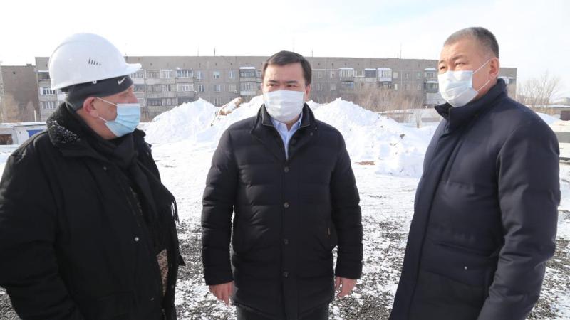 1100 домов частного сектора обеспечат центральным водоснабжением в Темиртау