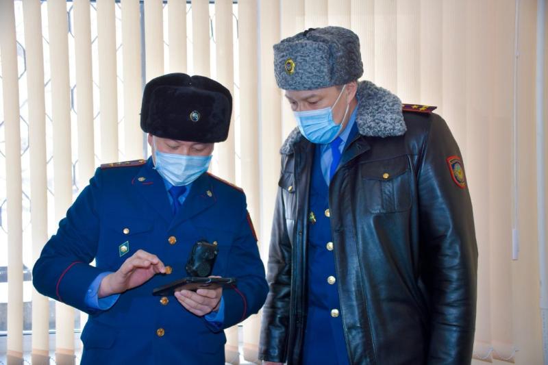 Увеличить количество участковых могут в Темиртау