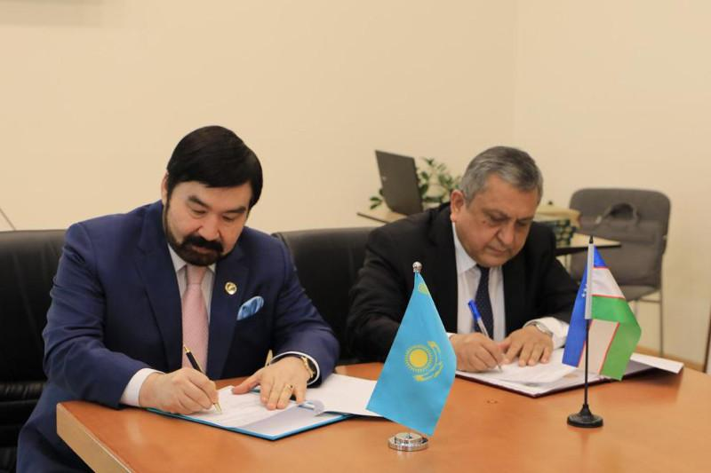 N. Nazarbayev Center, Center for Islamic Civilization of Uzbekistan sign memo of cooperation