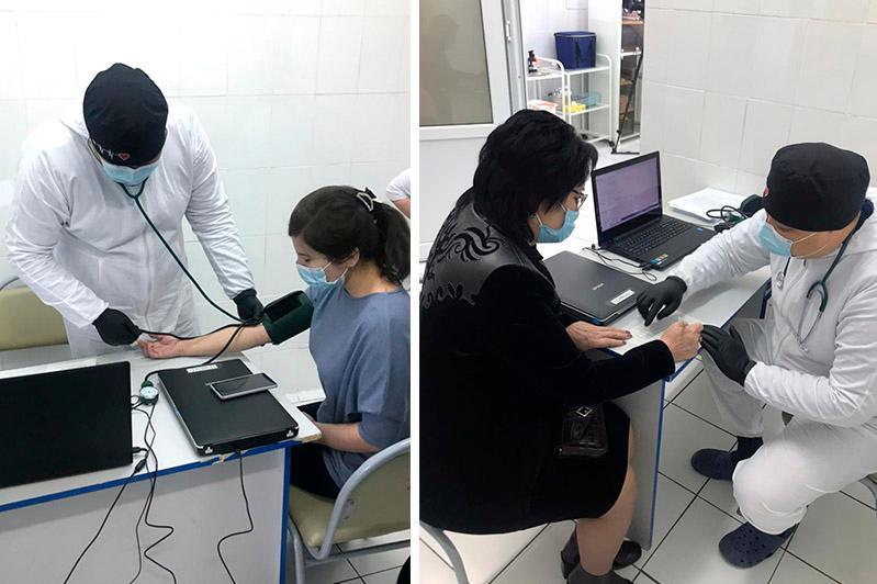 В Жамбылской области стартовала вакцинация работников образования