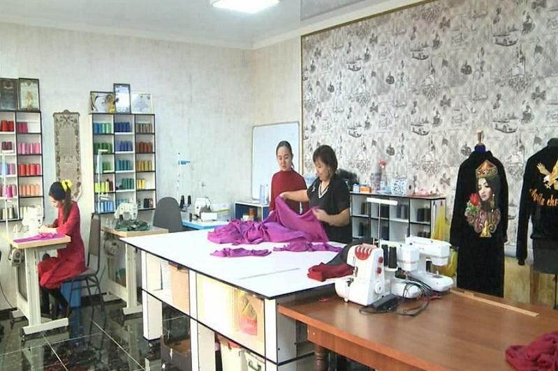 Более 1400 человек получили госгранты в Жетысайском районе Туркестанской области