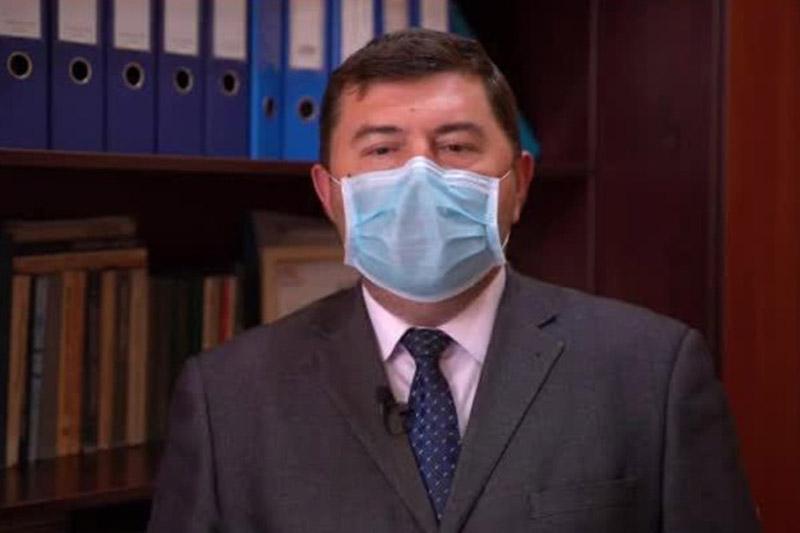 Қарағанды облысының бас санитар дәрігері өңір тұрғындарына үндеу жолдады
