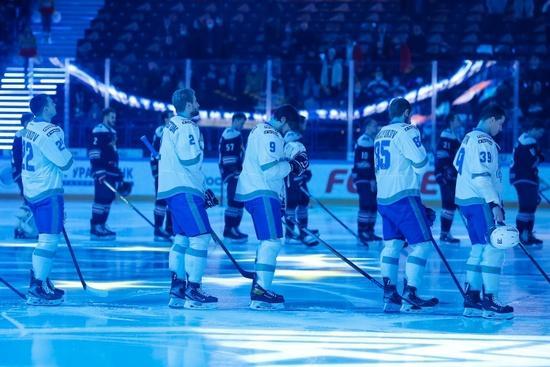 «Барыс» обыграл «Металлурга» во втором матче плей-офф КХЛ