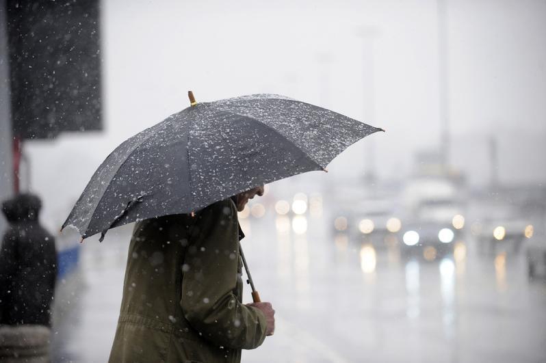 Дождь и снег ожидаются в Казахстане 5 марта