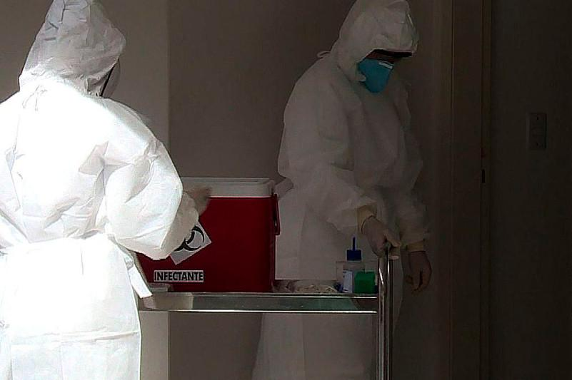 Brazil sees highest daily COVID-19 death count: 1,910