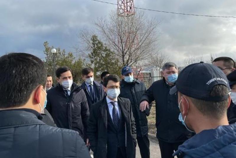 Бағдат Мусин Шымкент қаласын цифрландыру барысымен танысты