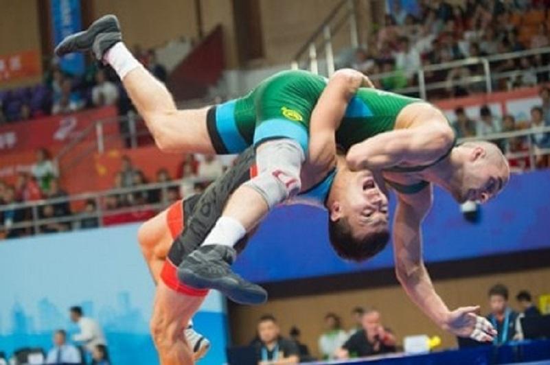 Римдегі күрес түрлері бойынша турнир: ҚР армия спортшылары екі алтын медаль жеңіп алды