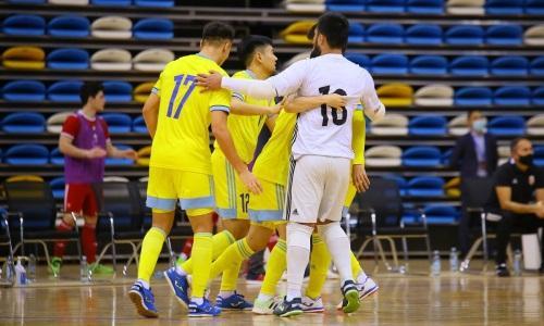 Стала известна позиция сборной Казахстана по футзалу в обновленном рейтинге УЕФА