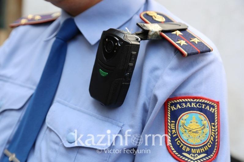 Ақтау полицейлері ауруханадағы өртті сөндіріп, іштегілерді эвакуациялады