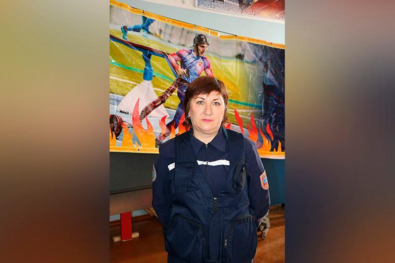 Медсестра-спасатель из СКО: в режиме «спасти» 24 часа в сутки