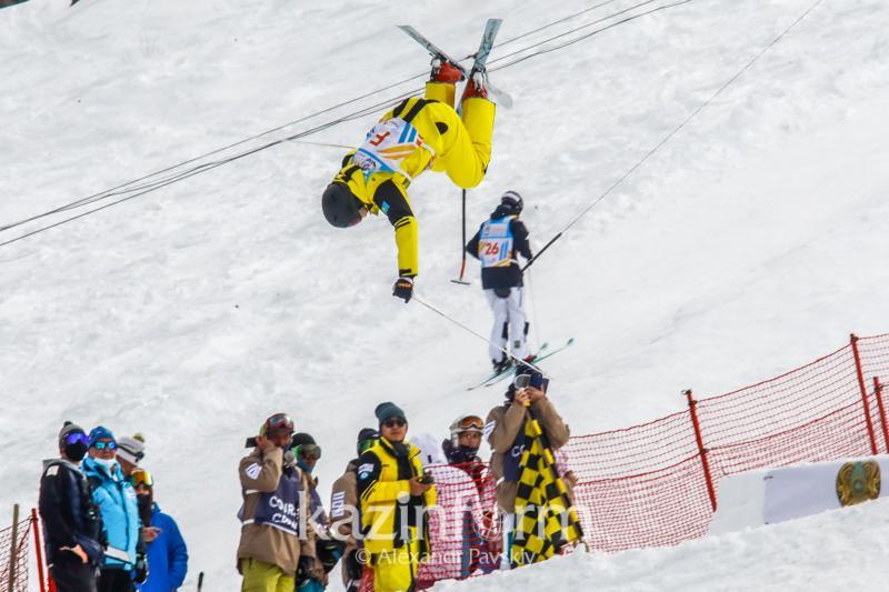 Казахстанские фристайлисты стали призерами ЧМ в Алматы