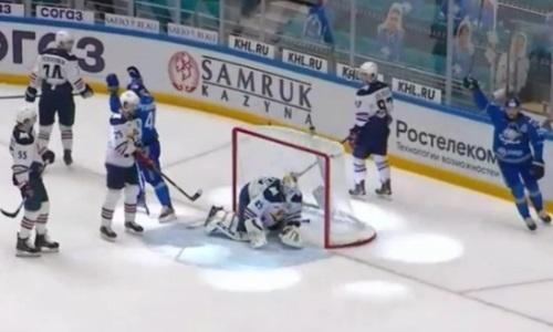 «Барыс» обыграл «Металлурга» в плей-офф КХЛ