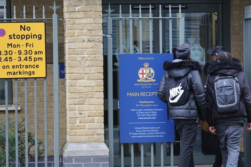 United Kingdom kids return to school backed by testing