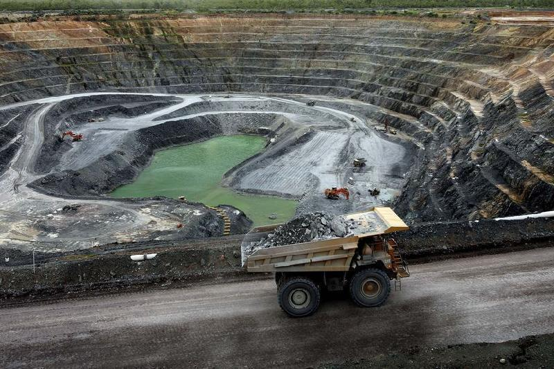 Head of State amends Code on mineral resources management