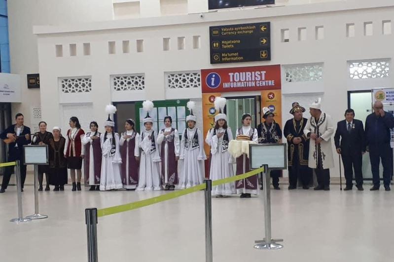 阿克套开通至乌兹别克斯坦直航航线