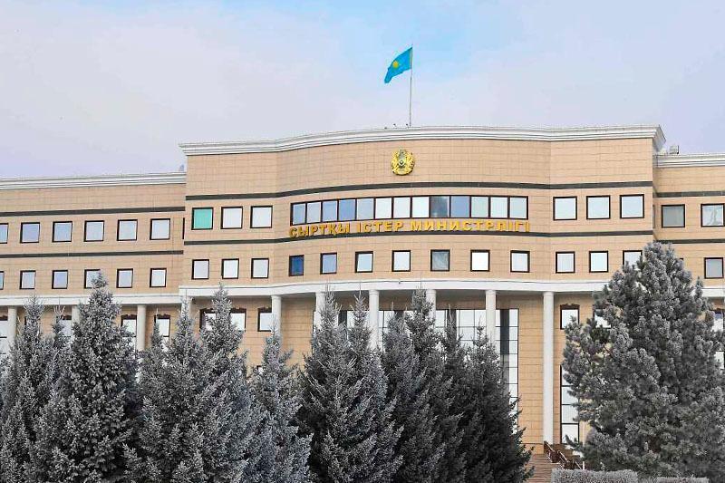 哈萨克斯坦外交部严厉谴责胡塞武装对沙特的无人机袭击