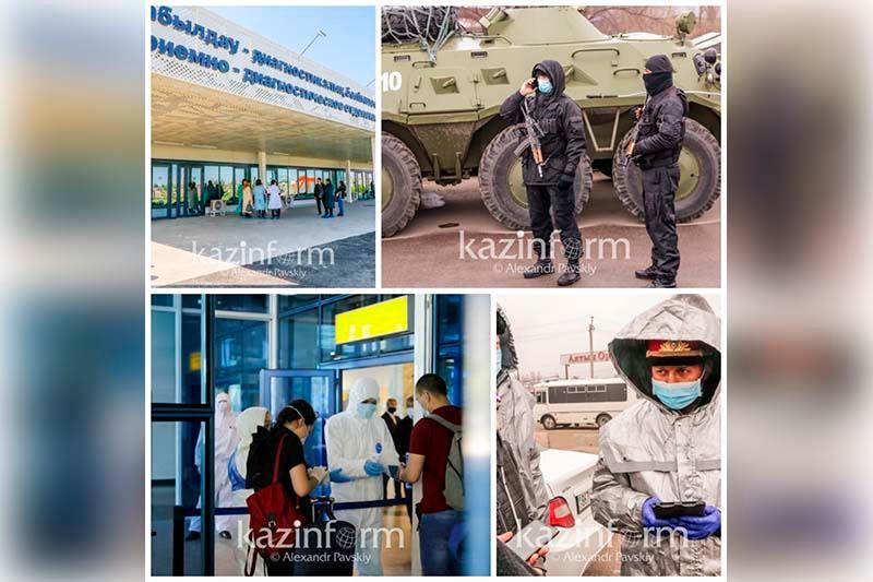 Год спандемией: как боролись скоронавирусомв Алматы