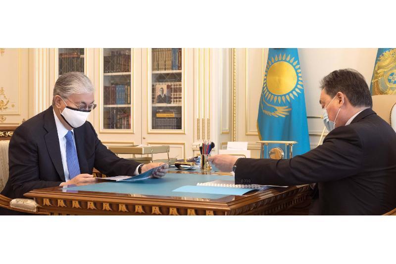 ҚР Президенти Бош вазирга бир қатор топшириқлар берди