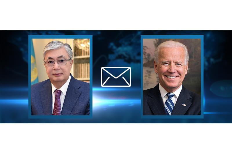 АҚШ президенти Жо Байден қозоғистонликларни Наврўз байрами билан табриклади