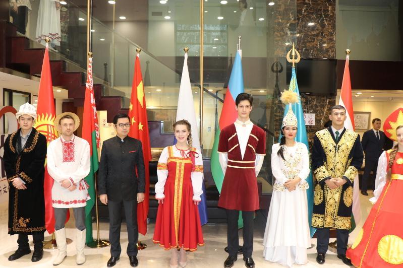 Представители дипломатических миссий стран СНГ в Пекине отметили Наурыз и Масленицу