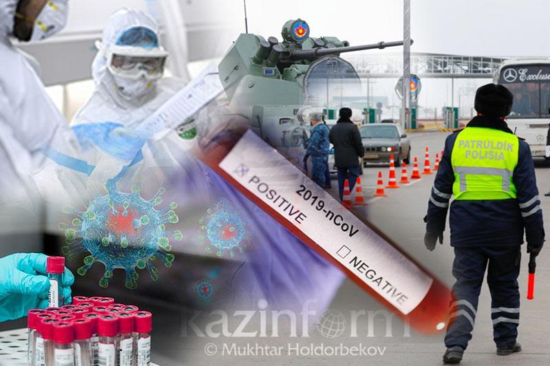 Год с коронавирусом: с какими карантинными ограничениями столкнулись казахстанцы