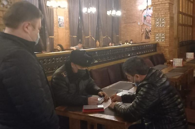 Алматыда карантин талабын бұзған 40 нысанның жұмысы тоқтады