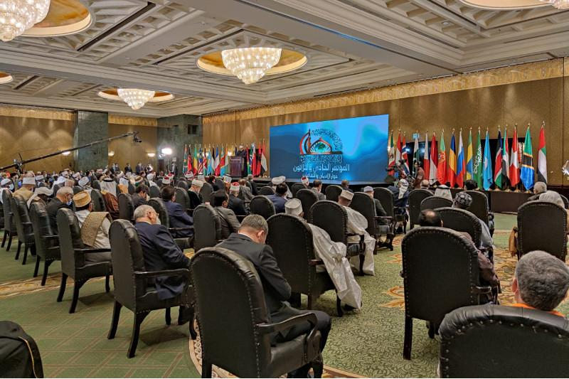 Kazakhstan shares its interfaith experience in developing a dialogue of cultures, religions and civilizations
