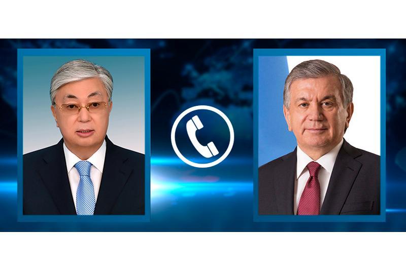 ҚР Президенти Шавкат Мирзиёев билан телефон орқали суҳбатлашди