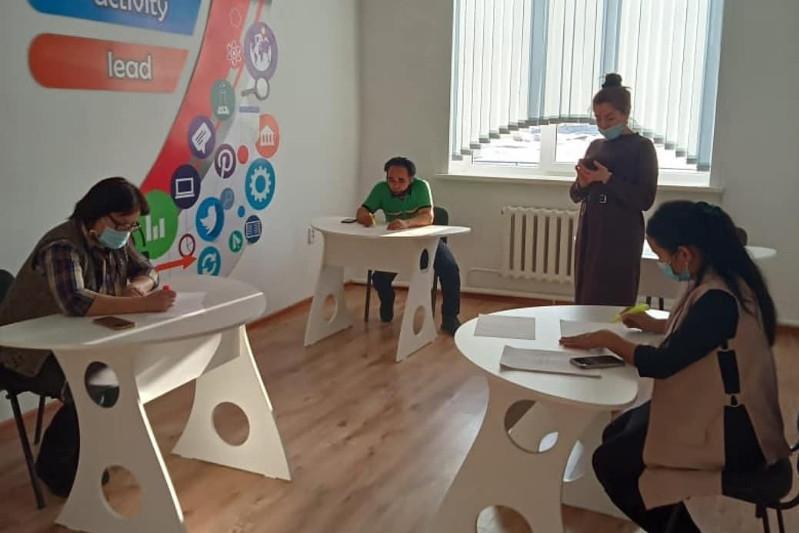 Клуб семейного общения открыли в сельском районе Павлодарской области